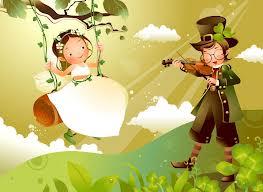 keman ve çocuk