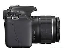 SLR fotoğraf makinası
